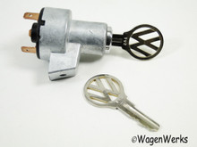 Ignition Switch - Type 2 1955 to 1963 EZDVF Code Keyed