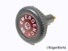 Emergency Flasher Knob - 1968 to 1977 OE