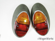 Tail Light - Bug 1962 to 1967 - Euro Lenses