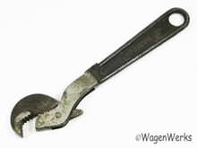 "Ganz Stahl Stickle Back Einhander (one-hander) 8"" Wrench - Germany"