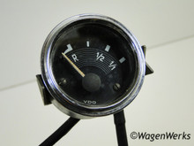 Gas Gauge - VDO Karmann Ghia 1962 to 1966
