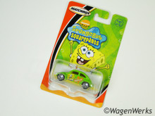 Matchbox - VW Bug - Spongebob Squarepants Green