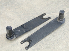 Spring Plate - Rear Axle 1952 to 1957 Used Pair