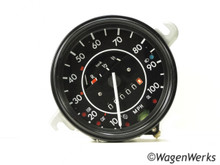 Speedometer - 1975 only Bug - Rebuilt 8.74