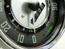 Speedometer - early 1967 Bug 8-66 - Tourist