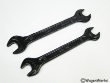 Wrenches - German Din895 - 10/11mm 12/13mm Thin!