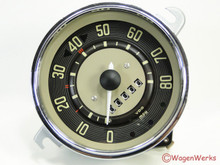 Speedometer - Type 2 1964 to 1967 3-67 -Rebuilt