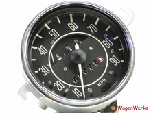 Speedometer - 1969 Only Bug 6-69 - Rebuilt