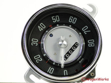 Speedometer - 1953 to 1960 Bug 1-58 - Rebuilt