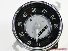Speedometer - 1953 to 1960 Bug 2-59 - Rebuilt