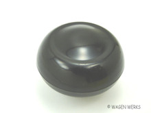 Shift Knob - 1962 to 1967 7mm Black