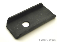 Body to Floor Pan Mount Plate - Bug & Karmann Ghia to 1959 - End