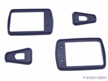 Door Handle Seals - Bug 1960 to 1965