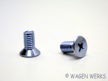 Crank Handle Screws - Type 2 1968 to 1979 - pair