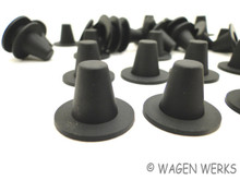 Body Clip Seals - Molding Bug to 1960 - 36 Witch Hats