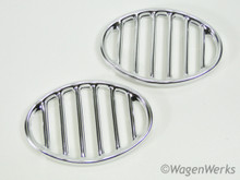 Horn Grills - Bug 1952 to 1967 German