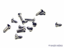 Crank Sunroof Cable Guide Screws - Bug 1964 to 1977