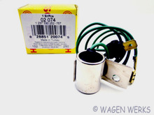 Distributor Condenser - Type 2 1974 to 1979 - Bosch