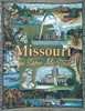 Missouri show me state tapestry throw blanket- ES
