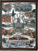 Utah state tapestry throw blanket- ES