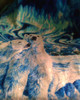 Customer photo- Polar Bear Northern Lights Korean Mink Throw Blanket