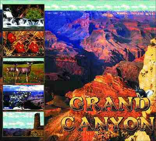 South Rim Grand Canyon, Arizona on loom woven tapestry throw blanket
