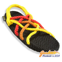 Signature Neptune Tuscan Rope Sandals