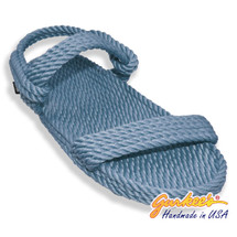 Classic Montego Denim Rope Sandals