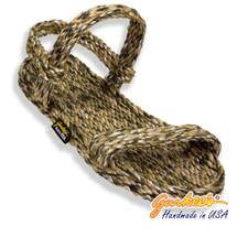 Signature Montego Camo Rope Sandals