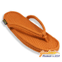 Classic Tobago Rust Rope Sandals