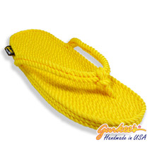 Classic Tobago Yellow Rope Sandals