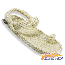 Classic Kona Natural Rope Sandals