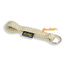 Gurkee's Natural Rope Keychain