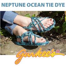 Neptune Ocean Tie Dye Rope Sandal