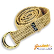 Classic Handmade Tan Belt