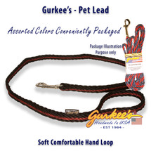 Black & Red Velvet Pro Pet Lead