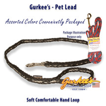 Charcoal & Snow Leopard Pro Pet Lead