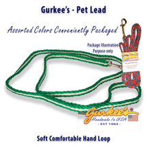 Green & White Pro Pet Lead