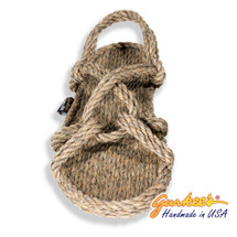 Signature Barbados Hemp Color Rope Sandals