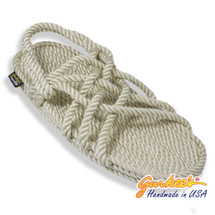 Classic Neptune Natural Rope Sandals