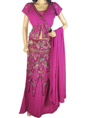Bollywood Skirt Lehenga Dress Cocktail Evening Punjabi Indian Stylish Lengha S