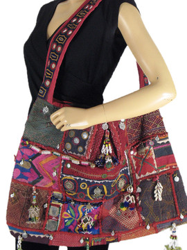 Trendy Tribal Ladies Bag Fashion College Cool Stylish Messenger Cross Body Style