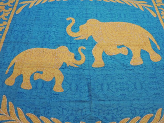 Block Print Jaipur Bedding Linen Cotton India Bed Sheet Interior Decoration