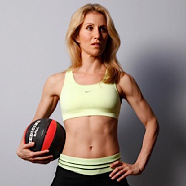 Marisa Merliss, inspirational fitness model