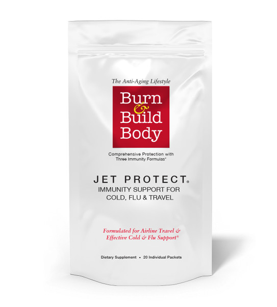 Jet Protect Immunity Support for Cold, Flu and Travel