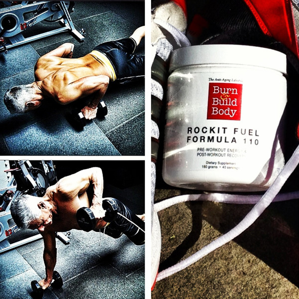 Energize your workouts with Rockit Fuel