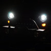 7 Inch Black Projector LED Headlights Set