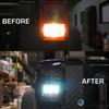 Black LED Tail Lights for Wrangler JK 2007-2017