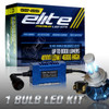 G7 Elite LED Motorcycle Headlight Conversion Kit 6000K H4 9003 Bulb
