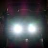 4 Inch LED Fog Lamp Lights For Jeep Wrangler JK